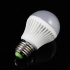 SKLED SK-5W E27 5W 350lm 10-SMD 5730 LED Cold White Light Lamp Bulb