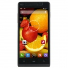 "VK A88 MTK6572 1.3GHz Dual-Core Android 4.2.2 WCDMA Bar Phone w/4.7"" IPS, Wi-Fi, GPS - Black"