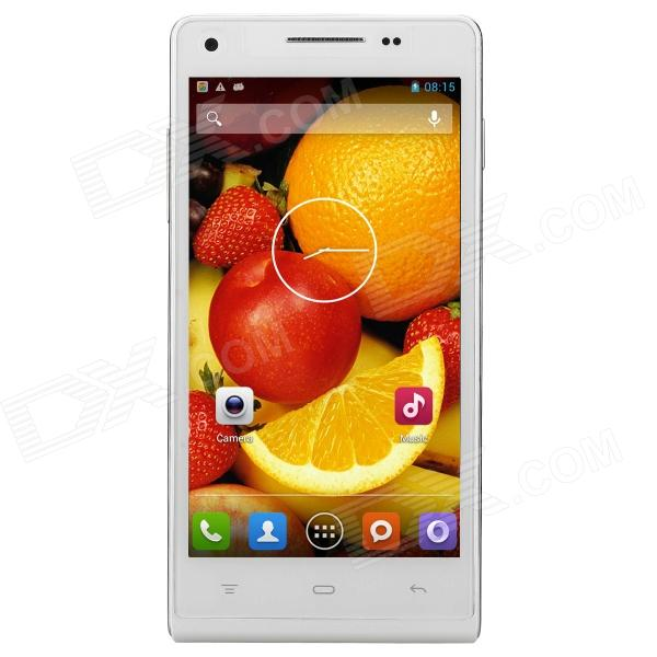 VK A88 MTK6572 Dual-Core Android 4.2.2 WCDMA Bar Phone w/ 4.7