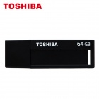 Toshiba V3DCH-64G USB 3.0 Flash Drive - Black (64GB)