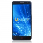 Uhappy UP520 MTK6582 Quad-Core 5.0 Android WCDMA Bar telefone w / 5.0 ″ QHD, 8 GB de ROM, 8MP, OTG - preto