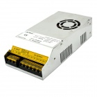 JK60024 24V 25A 600W Switching Power Supply w/ Fan - Silver