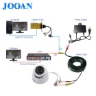 JOOAN 8CH 5 in 1 H.264 CCTV DVR Security video recorder