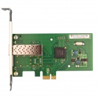 Winyao WY580F1SFP PCI-E X1 Gigabit Fiber Network Card - Green