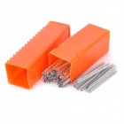 A121 0.05 Single-Layer Tinfoil Strips for Locksmith - Silver (90 PCS)