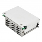 DC-DC 10~32V to 12~46V Car Laptop Power Supply Boost Module - Silver + Green