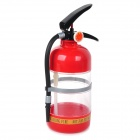 Fire Extinguisher Style ABS Liquor Dispenser - Red + Black (1400ml)