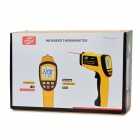 Benetech GM1650 Infrared Tester Temperatura Termômetro - Orange + Black