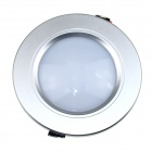 ZHISHUNJIA S030-7W 420lm 3000K 27-SMD 2835 LED Warm White Light Ceiling Lamp - Silver (AC 85~265V)