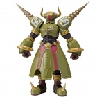 Genuine Bandai SHF BAN-71116 TIGER & BUNNY ROCK BISON-4800 Figure