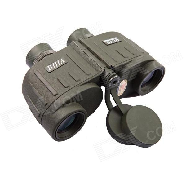 Bijia 8x30 Jumelles militaires standard Allant Telescope - Army Green
