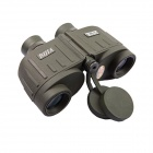 BIJIA 8X30 Military Standard Binoculars Ranging Telescope - Army Green
