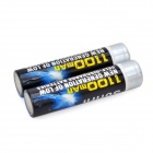 Sofirn S-4 Rechargeable 1.2V 1100mAh AAA Ni-MH Low Self-discharge Batteries (2 PCS)