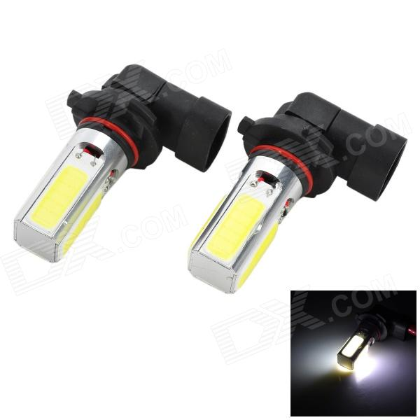Marsing High Power 9005 20W 4-COB LED 1800LM 7000K Cool White Light Car Foglight (DC 12V / 2PCS) wf90053522 highlight 9005 3w 210lm 1 smd led white light car foglight dc 12v
