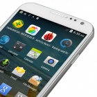 "VK 900 MTK6592 Octa-Core Android 4.4.2 WCDMA Bar Phone w / 5.0 ""OGS FHD, 16 Go ROM, connexion Wi-Fi, GPS - Blanc"