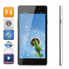 "CKCOM K3 Android 4.3 Quad-core WCDMA Smartphone w/ 5.0"" IPS, Wi-Fi and GPS - White"