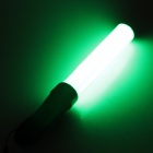 SingFire SF-GLG Green Color 1W 3-Mode Glow Light Concert Party LED Torch - Green + Black (3 x AAA)