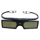 Gonbes G15-DLP 3D Shutter Glasses for DLP-link Projector - Black