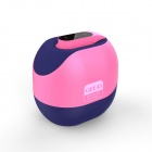 GEE·D GD-B035 Portable Bluetooth v3.0 Speaker w/ Hands-Free - Pink + Blue