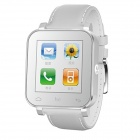 "AOLUGUYA V5 1.44"" Touch Screen Smart Watch Phone w/ Anti Lost Bluetooth Pedometer Alitmeter"