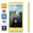 "XiaoMi Redmi 1S Android 4.3 Quad-core WCDMA Bar Phone w/ 4.7"" Screen, Wi-Fi and GPS - Yellow"
