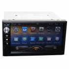 7 '' HD kapazitiver Touch Screen Universal-2-DIN Auto Android 4.2 GPS Navigation Multimedia Player