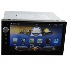 7 '' écran tactile HD capacitif universel voiture 2-DIN Android 4.2 GPS Navigation Multimedia Player