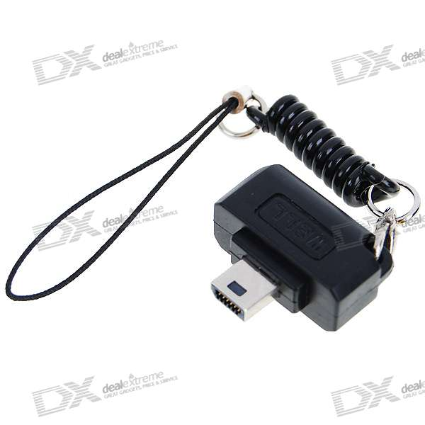 3.5mm Audio Adapter Keychain for HTC S1/S900/G1/3G