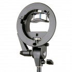 Godox Professional S-Type Flash Speedlite Bracket Bowens S Mount Holder for Studio Photography