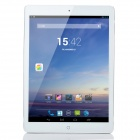 "VOYO X1 Quad Core Android 4.2. 9.7 ""IPS Bluetooth GPS 3G Tablet PC w / 1 GB RAM, 32 GB ROM - Weiß"