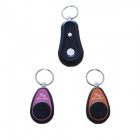 CATCAM 1-to-2 Personal Alarm Tracker Keychains Kit - Black