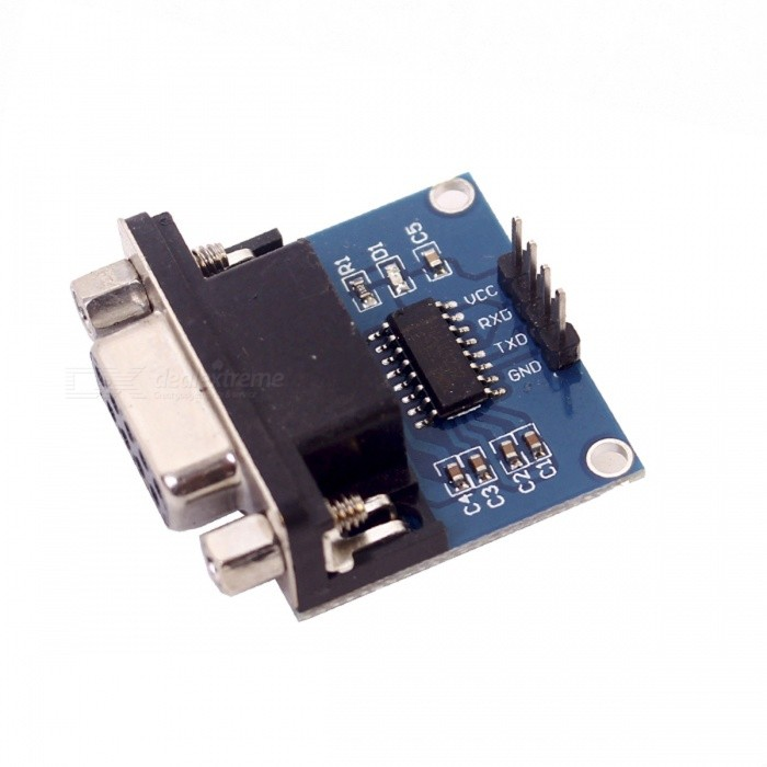 3V-5V Serial Port RS232 To TTL Converter Module rs485 to ttl communication module 3 3v
