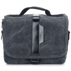 ZAP Universal Portable Canvas Carrying Bag for Camera / DSLR - Black