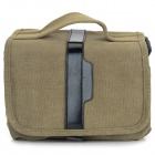 ZAP Universal Portable Canvas Carrying Bag for Camera / DSLR - Khaki