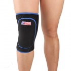 ShuoXin SX862-B Thickened Breathable Sports Knee Guard Protector - Blue + Black