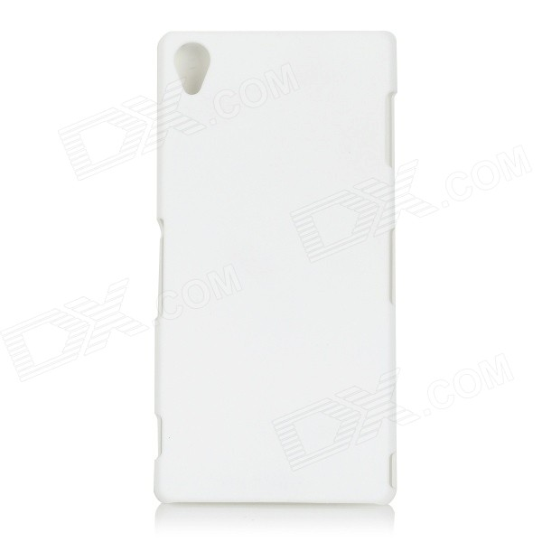 Protective ABS Back Case for Sony Xperia Z3 - White