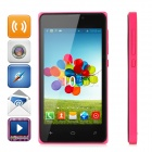 "X-980 4.0"" Capacitive Screen Android 4.2 Dual Core Smart Bar Phone w/ Dual Cam / Bluetooth / FM"