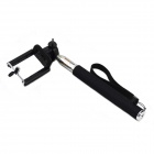 Jtron 40230006 Bluetooth Remote Shutter w/ Monopod / Tripod / Mount for IOS / Android Phones - White