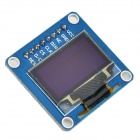 "Waveshare 0.96"" OLED (B) SSD1306 Display Screen Module - Deep Blue"