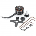 EMAX MT3515 650KV DIY Forward Thread Multi-wing Brushless Motor w/ Installation Socket - Black
