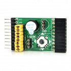 Waveshare 4-in-1 IR Receiver + Temperature Sensor + 5-way Rocker + Buzzer Module for Raspberry Pi