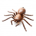 4-CH IR Remote Control R/C Spider Toy - Coffee