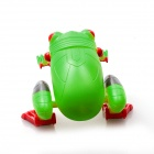 2-Channel IR Remote Control R/C Frog Toy - Green