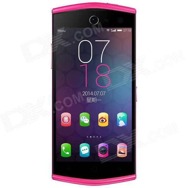 Meitu MK260 Octa-Core MT6592 Android 4.2 WCDMA Phone w/ 4.7 IPS, 13MP Cameras - Deep Pink(16GB) zopo zp1000 android 4 2 octa core wcdma bar phone w 5 0 screen wi fi and rom 16gb blue black