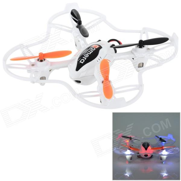 IA 8963 4-CH 2.4GHz R/C Quadcopter w/ 6-Axis Gyro / 3D Tumble / LCD Screen / 300KP Camera