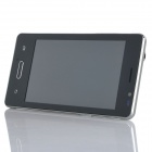 "mini-N910 Android 4.4 WCDMA Smart Phone w/ 3.5"" Capacitive, Wi-Fi, FM, GPS, Bluetooth - Black"