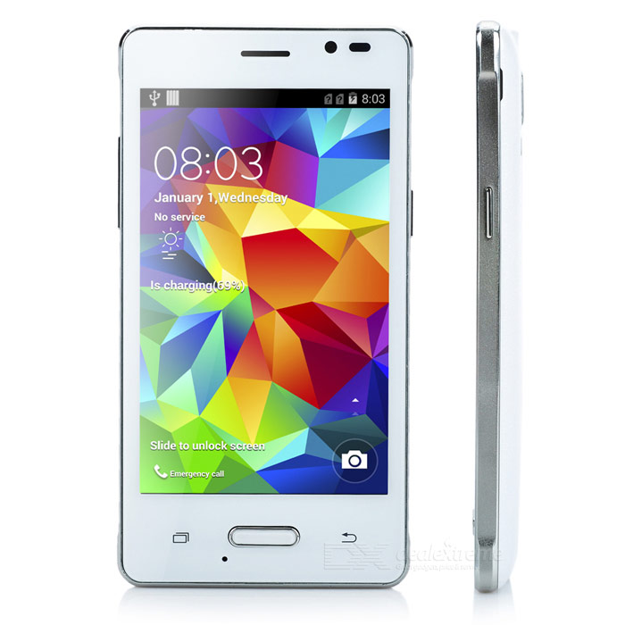 L300 WCDMA Android 4.4 Smart Phone w/ 3.5