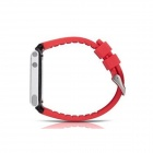 Silicone Wrist Band for IPOD NANO 6 - Red (13cm)
