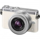 Genuine Panasonic LUMIX DMC-GM1 16.0MP Digital Camera (White, w/ 12-32 Lens)