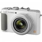 Genuine Panasonic LUMIX DMC-LX7W 10.1MP Digital Camera w/ 7.5x Intelligent Zoom + 3.0-inch LCD